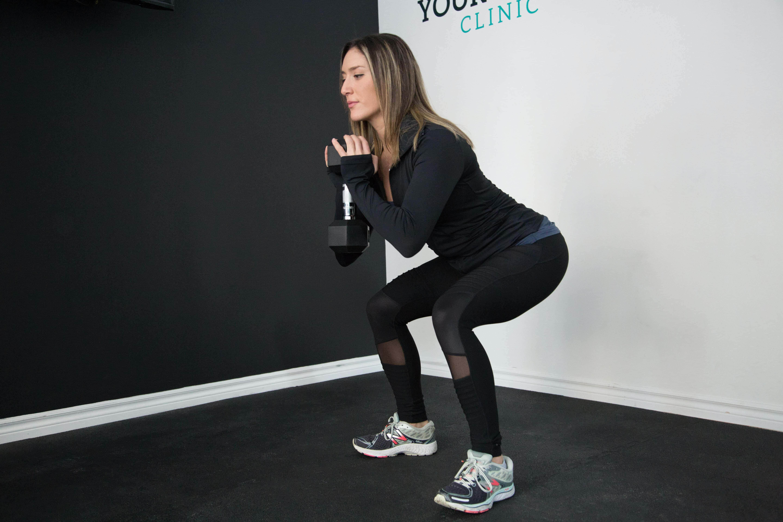 Goblet squat nədir?