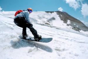 Düşüncə və bədən tarazlığının vəhdəti - Snowboard