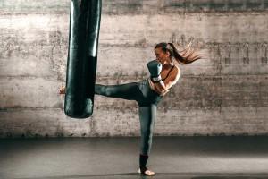 Kick Box-un faydaları