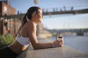 Kofeinin idmançılara təsirləri